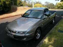 """Great  ute in excellent condition. V6 Auto. 188,000 klms. 19"""" alloy wheels. Cruise Control. Remote c..."""