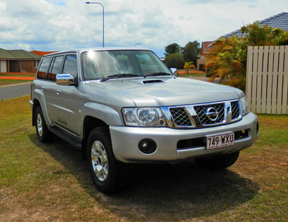 Nissan Patrol 2007 TI,