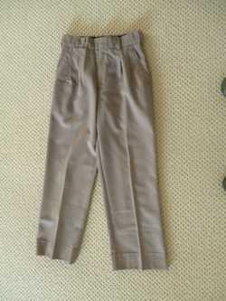 Boys Long Trousers 62cm waist