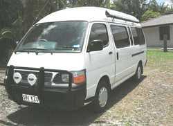 TOYOTA Hi-Ace camper, 2004, diesel, 3L manual, very good cond, Engel fridge, 156,400klms, reg&rsq...