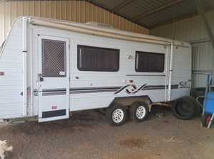 JAYCO 1999 WEST PORT 19Ft Caravan