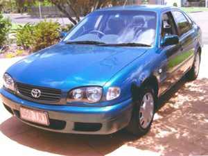Corolla auto hatch