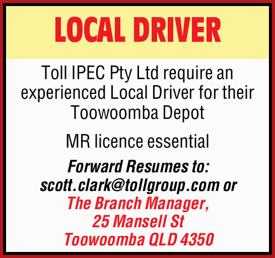 LOCAL DRIVER