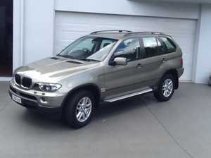 BMW X5 3Ltr turbo diesel
