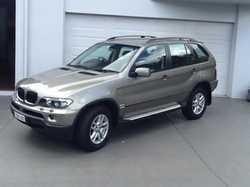 BMW X5 3 Ltr turbo diesel 2005 model, 79K klms, immaculate, full service history, garaged near Ma...