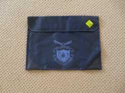 School Library Book Bag