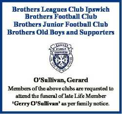 Brothers Leagues Club Ipswich Brothers Football Club Brothers Junior Football Club Brothers Old Boys...