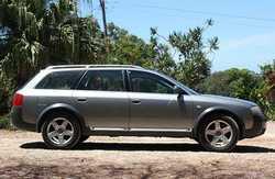 AUDI Allroad Quattro  SUV 2.5L  TDI  162,000 km,  leather seats  dri...