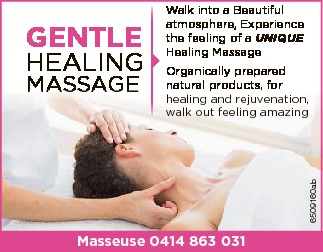 GENTLE Healing Massage