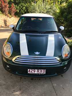 MINI COOPER 2008