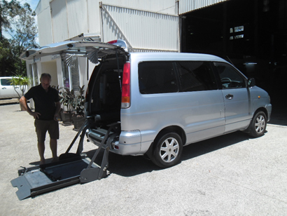 Disability Camper