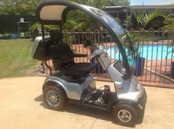 MOBILITY scooter, 2014 Afikim Breeze C3W, very little use, only 3.5km, as new for 1/2 price, $360...