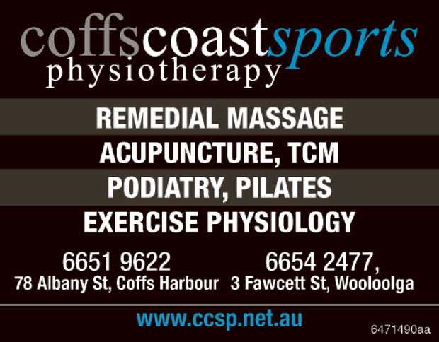 REMEDIAL MASSAGE ACUPUNCTURE, TCM PODIATRY, PILATES EXERCISE PHYSIOLOGY