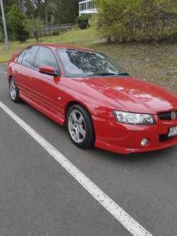 Red good con auto 152k RWC REGO  Chris  0400468971 $5999