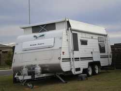 Caravan , Golden Eagle 2006 Golden Eagle 20 ft Caravan with R/O awning, queen size bed with innerspr...