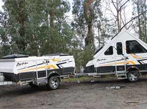 Offroad Camper Avan Cruise Liner Adventure +