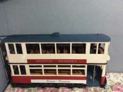Large model tram for sale Size L 74cm, H38cm