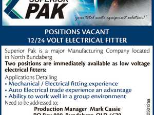 12/24 VOLT ELECTRICAL FITTER