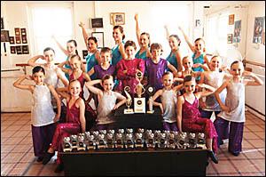 Dance media studies in australia