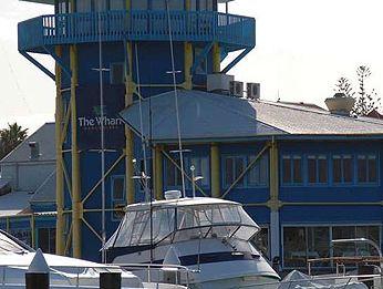 The Wharf at Mooloolaba.