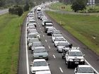 TRAFFIC WARNING: Expect delays on Bruce Hwy
