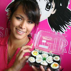 Sushi Girl Lisa Jenkins