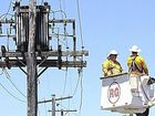 Residents without power on hot summer day