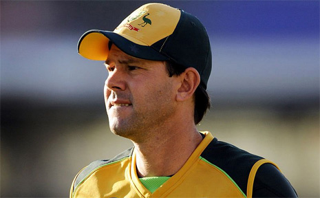ricky ponting ashes cricket