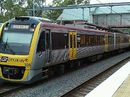 Commuters are experiencing delays of up to half an hour on Ipswich trains this morning.
