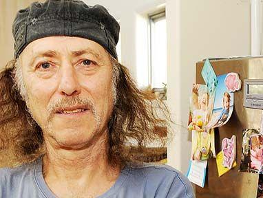 Anti-fluoride campaigner Al Oshlack