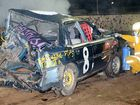 Local Modified Sedan drivers ready for Boxing Day meeting