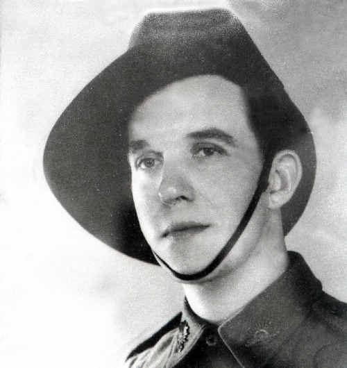 Private William Thomas Lawson