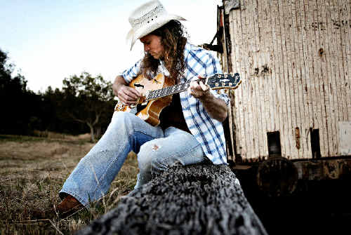 STAR POWER: Rod Dowsett has had an original song selected for the finals of the 2010 MusicOz Awards.