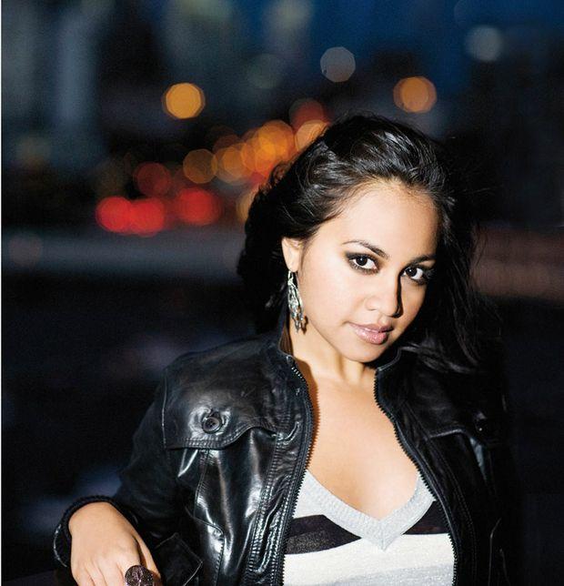 Former Australian Idol contestant Jessica Mauboy.