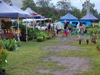 The Yandina Markets are a must for residents in the area.