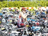 ORGANISERS have this year introduced a sprint triathlon – half the distance of the race's traditional Olympic distance – for any newcomers to the sport.