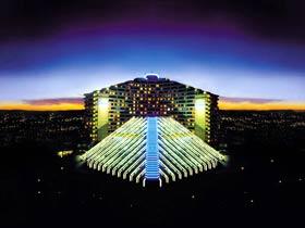 Jupiters casino at the Gold Coast.