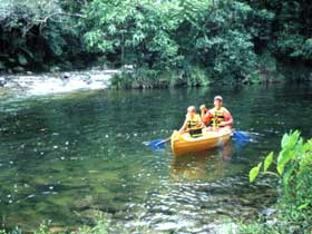 Canoeing and kayaking can boost Clarence Valley tourism.