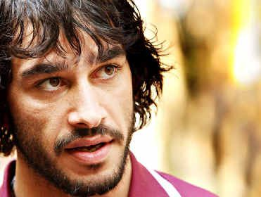 Johnathan Thurston was fuming after the Cowboys controversial loss at the weekend.