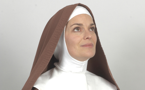 Carolyn Bock is playing Mary MacKillop in an upcoming production in Brisbane.