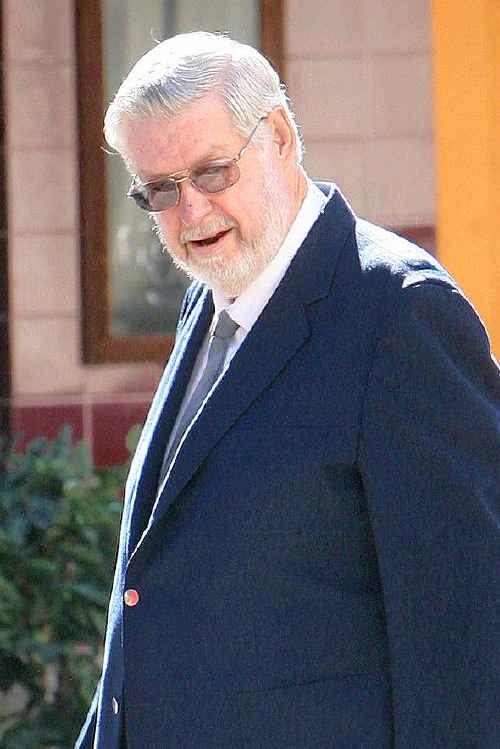 SHAMED: Murray Alexander Moffat at court.
