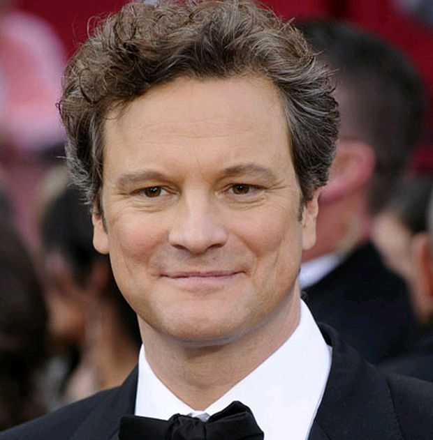 Colin Firth discusses ...