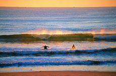 Maroochydore Beach on the Sunshine Coast.