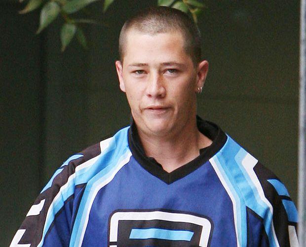 Matthew Brady arrives at Ipswich Magistrates Court.