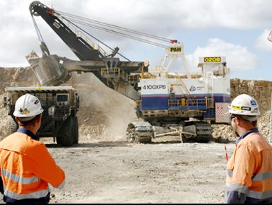 Anglo has announced it is selling Callide Mine near Biloela.