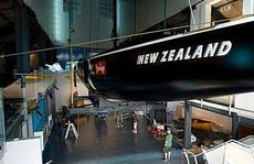 The Voyager New Zealand Maritime Museum.