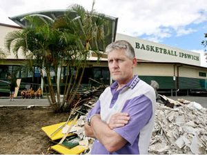 Ipswich basketball in tatters