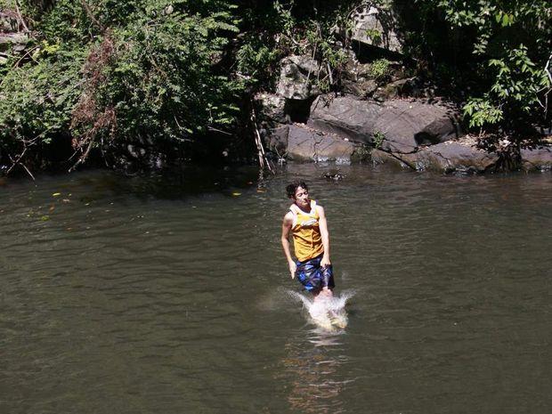 Boy Injured At Gardner Falls Sunshine Coast Daily