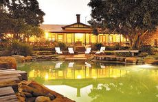 Spicers Hidden Vale is set on a 12,000 acre working cattle station just an hour from Brisbane.