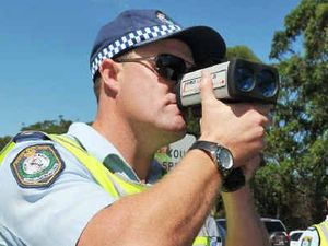 Speeding p-plater handed hefty fine, suspension